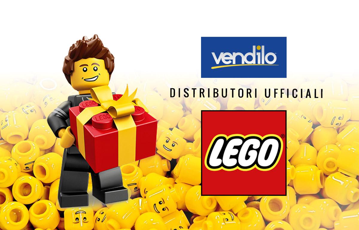 Mattoncini Lego, Vendilo diventa distributore Ufficiale